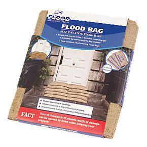 Self Inflating Flood Bags