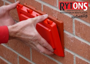 Rytons Two part Airbrick Cover