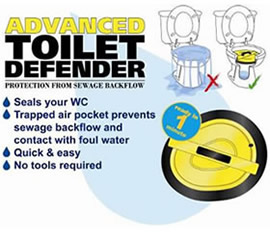 Toilet Defender
