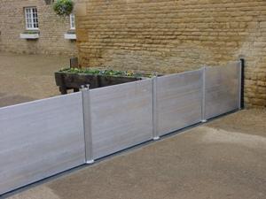 Caro Waterwall Flood Barrier System