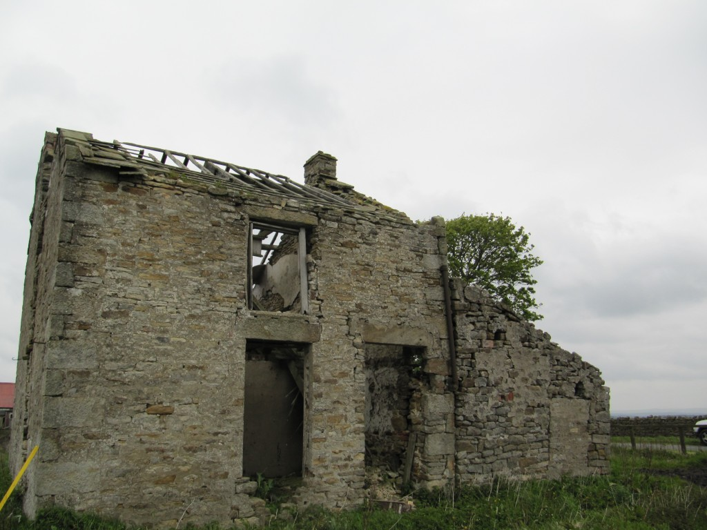 Existing Photo of Woodland Farm House County Durham