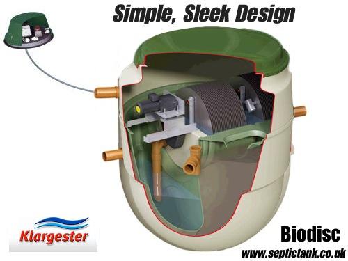 Klargester Biodisc