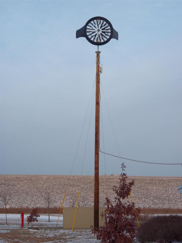 Wintronics Wind Turbine
