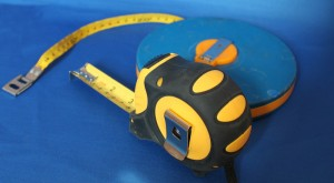 7.5 & 30m Tape Measures used by Clive Elsdon Building Design to measure buildings